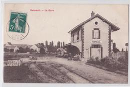 51 VERNEUIL (Marne) - La Gare CBR - Francia