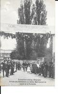 Ecaussines Lalaing - Arrivée Des Célibataires Au Goûter Matrimonial Du Lundi Pentecôte - Ed: Tricot - Circulé:1910-2Sca - Ecaussinnes