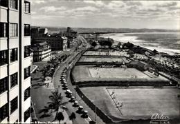 Cp Durban Südafrika, Bowling Green And Beach, Bowls, Strand, Straßenpartie - Cartes Postales