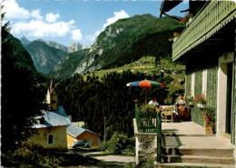 Berge, Sonne Und Erholung In Birnbaum, 1100 M - Lesachtal, Kärnten (5634) * 29. 7. 1966 - Lesachtal