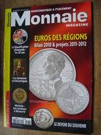 Monnaie Magazine  N° 127 Nov 2010 - Französisch