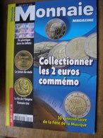 Monnaie Magazine  N° 134 Juin 2011 - Französisch