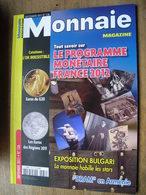 Monnaie Magazine  N° 136 Sept 2011 - Französisch