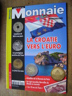 Monnaie Magazine  N° 140 Jan 2012 - Französisch