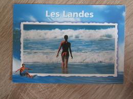 Femme Nue Nude  Pin-up Pin-ups Seins Nus Les Landes 40 - Pin-Ups