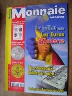 Monnaie Magazine  N° 146 Juillet-août 2012 - Französisch