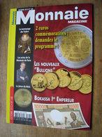 Monnaie Magazine  N° 148 Oct 2012 - Französisch