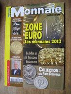 Monnaie Magazine  N° 149 Nov 2012 - Französisch
