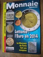 Monnaie Magazine  N° 154 Avril  2013 - Französisch
