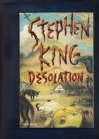 """"" DESOLATION  """"  --  1996  --  """"  Stephen  KING  """" -- Edit. Albin  Michel ..... - Fantastique"