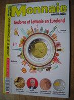 Monnaie Magazine  N° 157 Juillet-août 2013 - Französisch