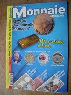 Monnaie Magazine  N° 163 Fév 2014 - Französisch
