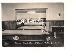 M9494 Veneto VICENZA POLIZIA STATO Caserma Circolo Bar 1954 Viaggiata - Vicenza
