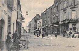 BLAIN - Rue Racine Et Route De La Forêt - Blain