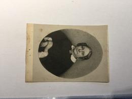 20E - Juliette Vandenborght Dcd Tournai 1863 En L'état - Todesanzeige