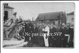 Carte Photo 2/3 - CARVIN 62 - Sokol Gym Carvin - 25 Mai 1924 - UNIQUE ??? - Altri Comuni