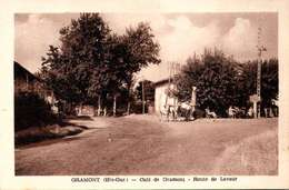 [31] Haute Garonne >  GRAMONT / CAFE  DE GRAMONT  ROUTE  DE  LAVAUR /LOT  4011 - Francia