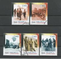 Belgium 2019 WWII Liberation 75 Y.  (0) - België
