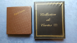 2 Albums De Cartes Téléphoniques 250 Cartes - Télécartes