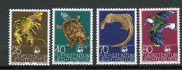 Liechtenstein, Yvert 587/590**, MNH - Neufs