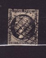 CERES N 3 AF 322 - 1849-1850 Cérès