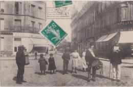 Bx - Cpa PONTOISE - Avis : Pontoise étant Ravagé Par Un Chien Enragé, ... (tambour, Crieur) - Pontoise