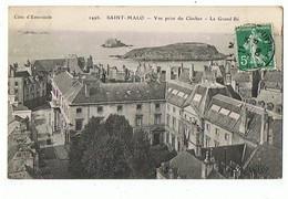 35 - SAINT MALO - Vue Prise Du Clocher  - 1617 - Saint Malo