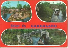 "Castelnuovo Del Garda (Verona) ""Gardaland"", Vedute Del ""Safari Africano"" - Verona"