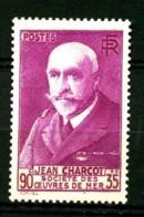 377A - 90c+35c Lilas-rose Charcot - Neuf N** - Ungebraucht