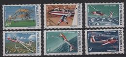 TRANS 70 - ROUMANIE PA 301/06 Neufs** Voltige Aérienne - Poste Aérienne