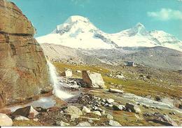 Valsavaranche (Aosta) Rifugio Vittorio Emanuele II, Ciarforon, Becca Di Monciair, Denti Del Broglio - Aosta
