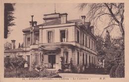 33 Bouliac, Château 'Le Costériou' N° 11 - Castelli