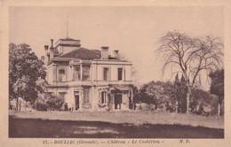 33 Bouliac, Château 'Le Costériou' N° 17 - Castelli