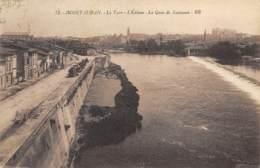 Montauban - Le Tarn, L'Ecluse - Le Quai De Sapiacon - Montauban