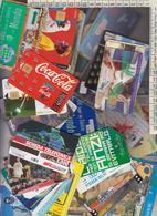Lotto 103 Tessere Telefoniche Miste Anni 90 - Lots - Collections