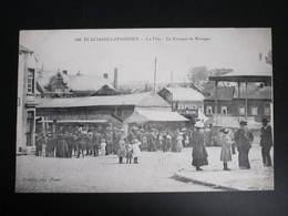ECAUSSINNES - D'ENGHIEN   , La Fête - Le Kioque De Musique Carte Rare - Ecaussinnes