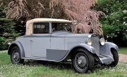 Aries CB4 Cabriolet  -  1928  -   15x10cms PHOTO - Passenger Cars