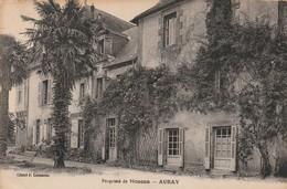 AURAY : Propriété De Moncan. - Auray