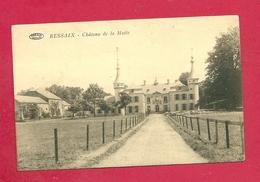 C.P. Ressaix =  Château  De La HUTTE - Binche