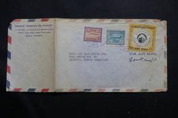 ARABIE SAOUDITE - Enveloppe Commerciale De Ras Tanura Pour Djibouti, Affranchissement Plaisant - L 55178 - Arabie Saoudite