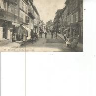 70-LUXEUIL LA RUE CARNOT - Luxeuil Les Bains