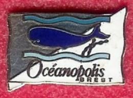 @@ BREST Baleine Plongée, Océanopolis Aquarium Bretagne EGF @@anim349b - Tauchen