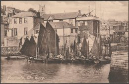 The Quay, Falmouth, Cornwall, C.1910 - Frith's Postcard - Falmouth