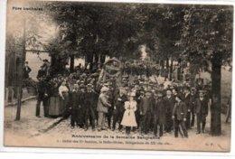 Père Lachaise- Anniversaire De La Semaine Sanglante- Défilé Des 17° Section, La Bellevilloise, ... - Autres