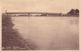 120 Maaseik Pont Sur La Meuse - Maaseik