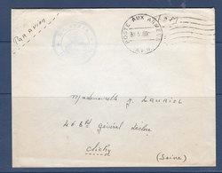 POSTE AUX ARMEES 88846 ALGERIE - Storia Postale