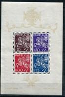 Portugal Mi# Block 5 Postfrisch MNH - Stamp Day - 1910-... Republik