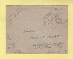 Troupes Francaises D Extreme Orient - TOE - SP 50630 - 21-5-1949 - Marcophilie (Lettres)
