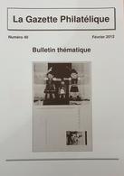 Revue Thématique N°40 : Les Porte-timbres Publicitaires D'Uruguay, Le Camp Des Prisonniers De Guerre De Bando Les Cloche - Motive