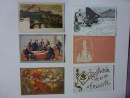 LOT DE 50 CPA , VOIR SCAN - Cartes Postales